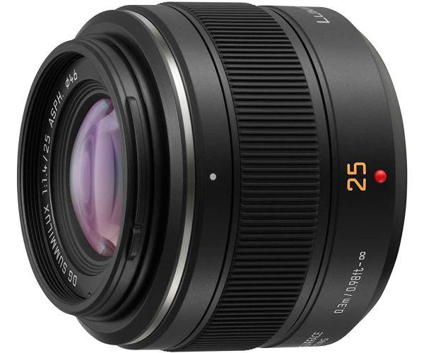 Panasonic H-XA025E 25 mm f/1.4 II ASPH
