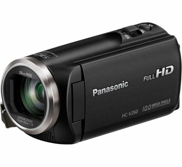 Panasonic HC-V260EE-K