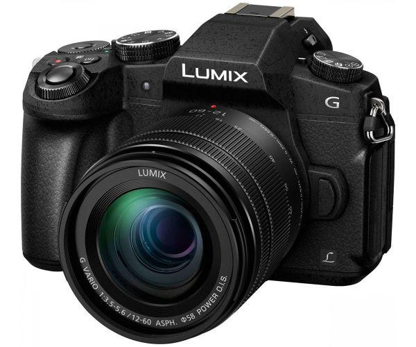 Panasonic Lumix DMC-G80 kit (12-60mm)