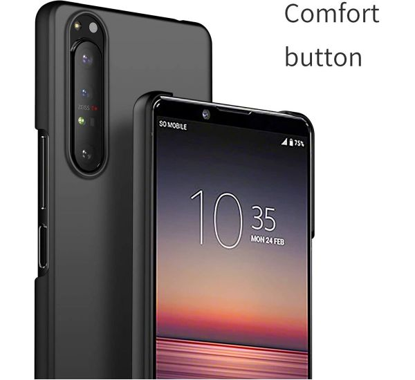 Premium Material Slim Full Protection Cover for Sony Xperia 1 II