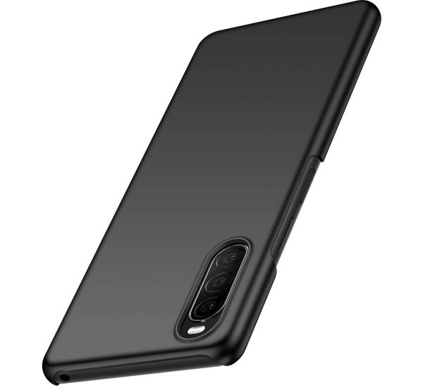 Premium Material Slim Full Protection Cover for Sony Xperia 10 II
