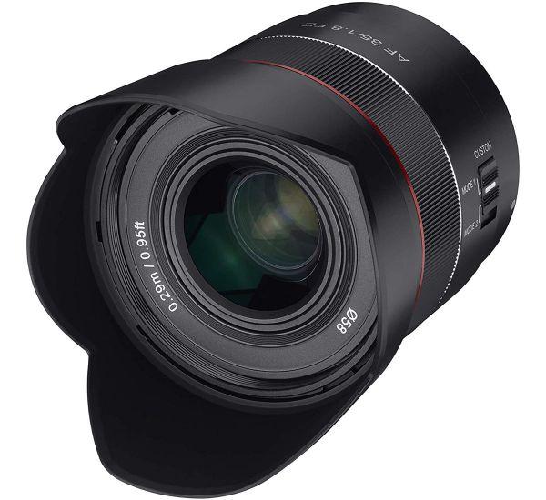 Samyang AF 35mm f/1,8 FE