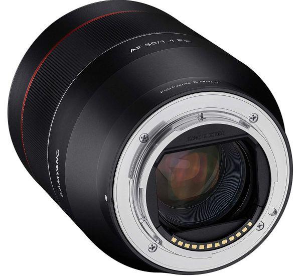 Samyang AF 50mm f/1,4 FE