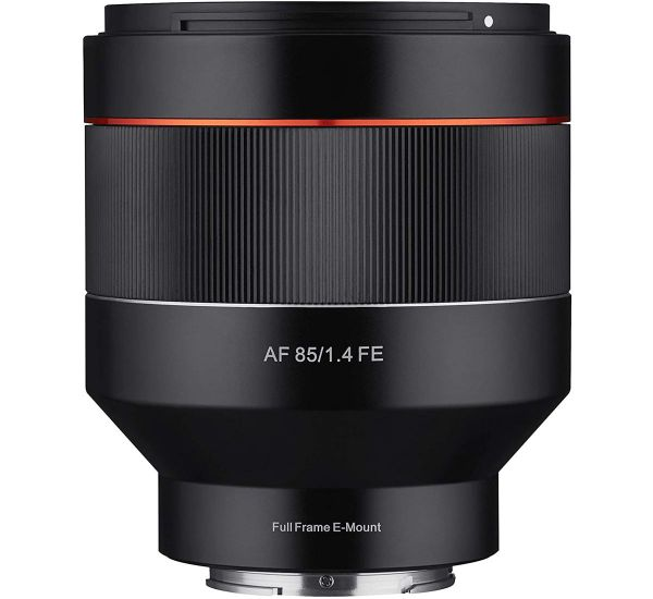 Samyang AF 85mm f/1,4 FE