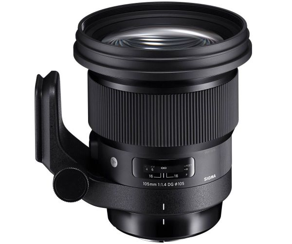 Sigma AF 105mm f/1,4 DG HSM Art