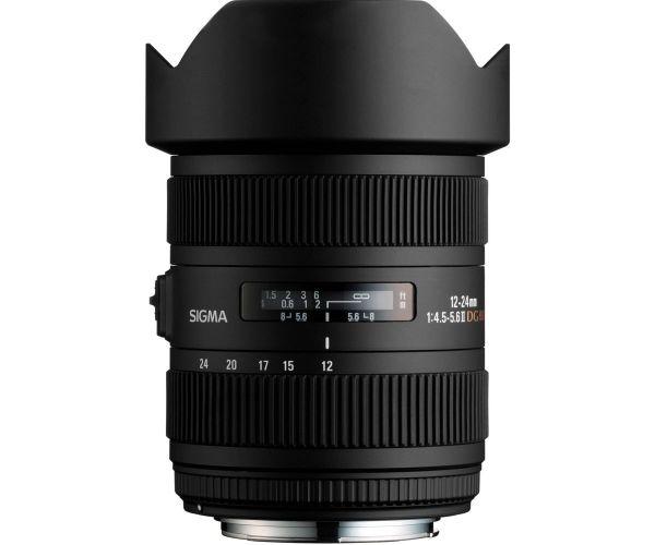 Sigma AF 12-24mm f/4,5-5,6 II DG HSM