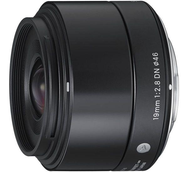 Sigma AF 19mm f/2,8 EX DN ART