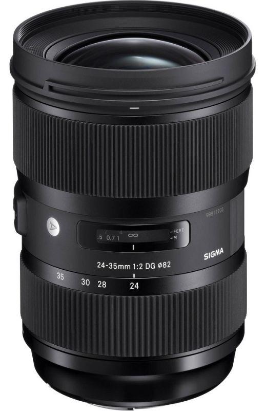Sigma AF 24-35mm f/2,0 DG HSM Art