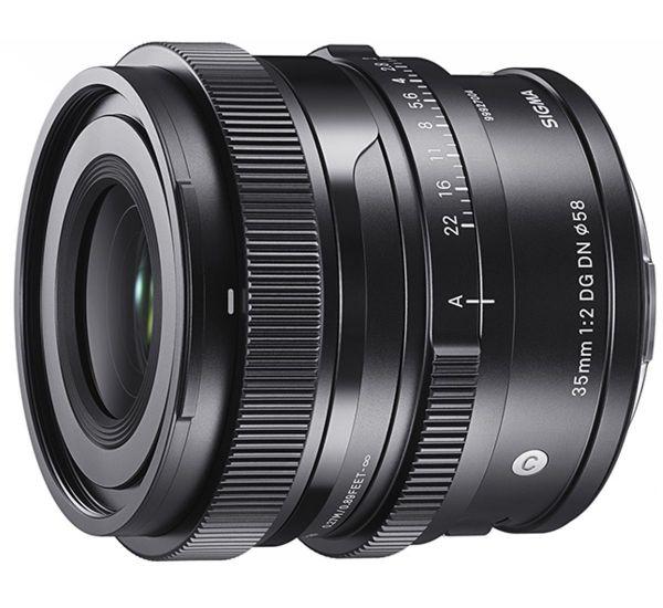 Sigma AF 35mm f/2 DG DN C