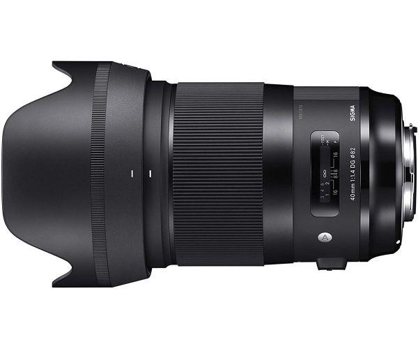 Sigma AF 40mm f/1,4 DG HSM Art