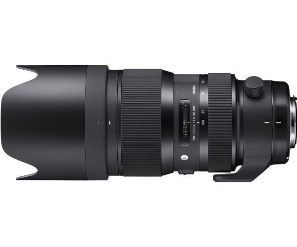 Sigma AF 50-100mm f/1,8 DC HSM Art