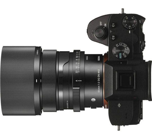 Sigma AF 65mm f/2 DG DN
