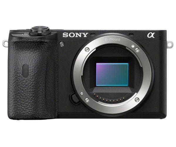 Sony Alpha A6600 body