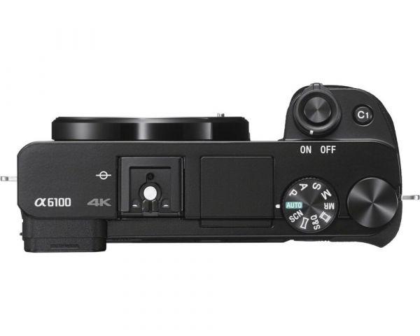 Sony Alpha A6100 kit (16-50mm)