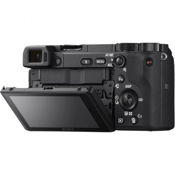Sony Alpha A6400 kit (16-50mm)