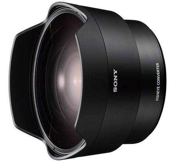 Sony Fisheye SEL057FEC