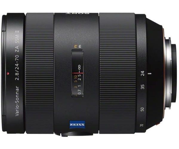 Sony SAL2470ZA 24-70mm f/2,8 Vario-Sonnar T* SSM II