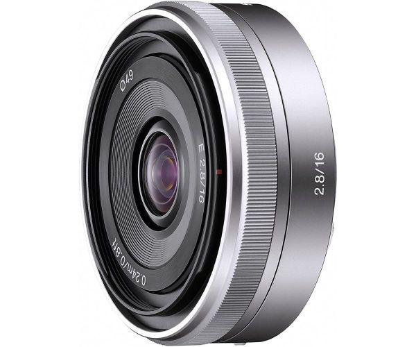 Sony SEL16f/28 16mm f/2,8