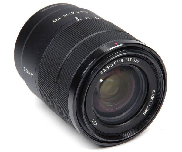 Sony SEL18135 18-135mm f/3,5-5,6 OSS