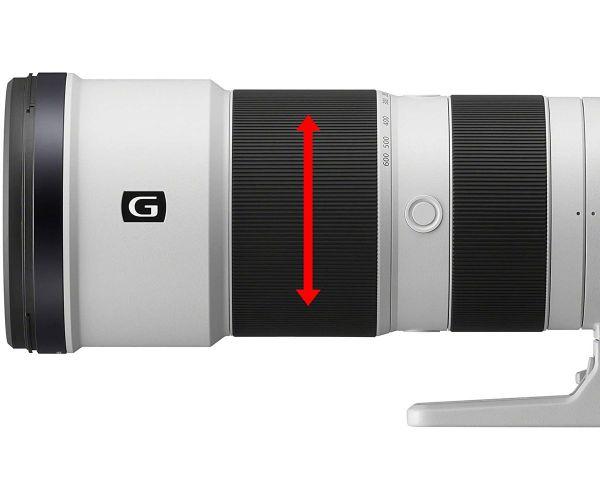 Sony SEL200600G 200-600 mm f/5.6-6.3 G OSS