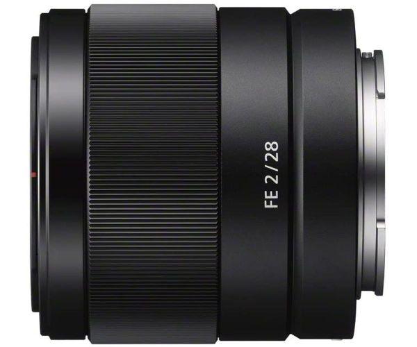 Sony SEL28F20 28mm f/2,0 FE