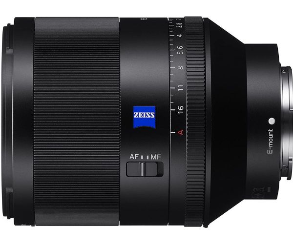 Sony SEL50F14Z 50mm f/1,4 Zeiss