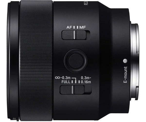 Sony SEL50M28 50mm F2,8 Macro