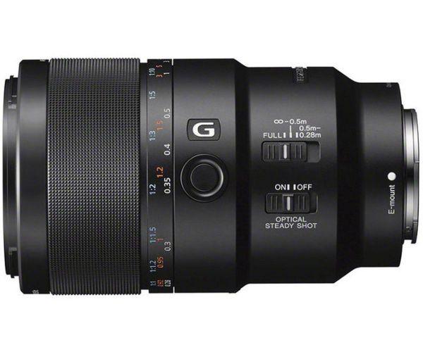 Sony SEL90M28G 90mm f/2,8G Macro FE