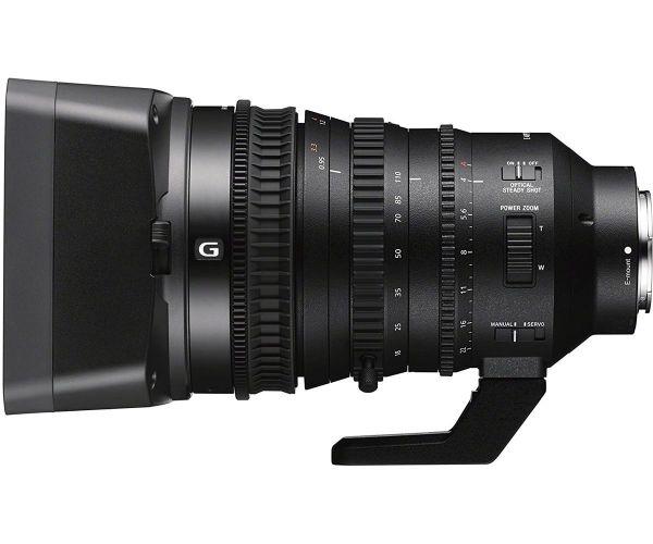 Sony SELP18110G E PZ 18-110mm F4 G OSS