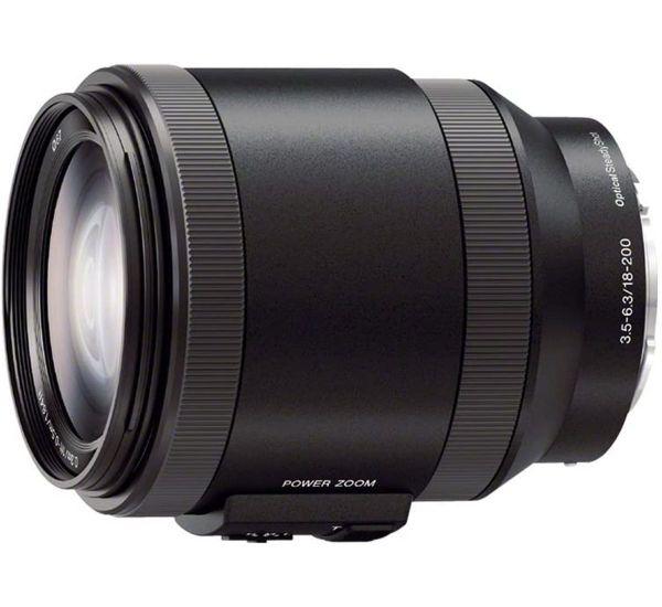 Sony SELP18200 18-200mm f/3,5-6,3 Power Zoom OSS
