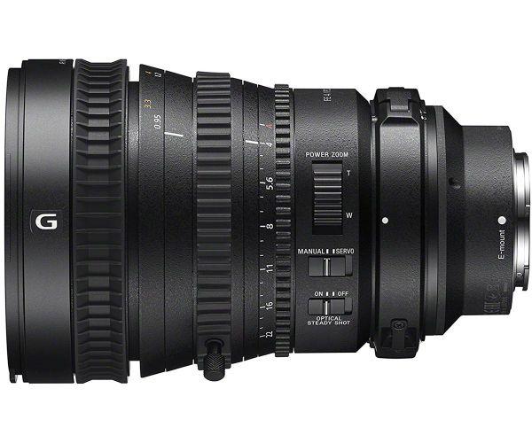 Sony SELP28135G 28-135mm f/4,0 G Power Zoom FE
