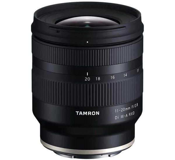 Tamron AF 11-20mm F2,8 Di III-A RXD