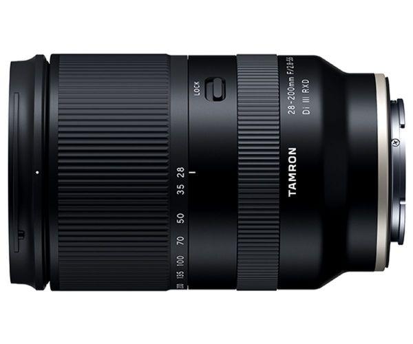 Tamron AF 28-200mm f/2.8-5.6 Di III RXD
