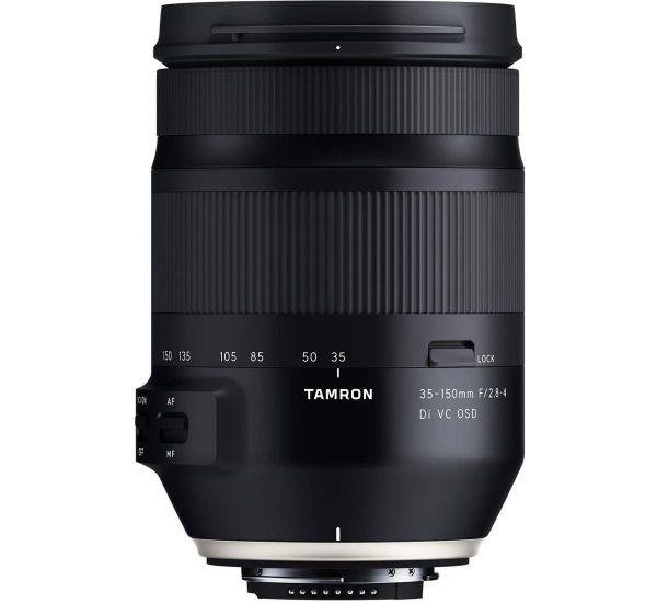 Tamron AF 35-150mm f/2.8-4 Di VC OSD