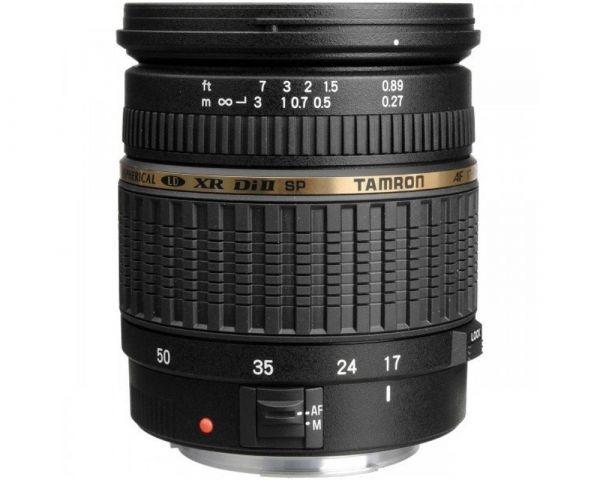Tamron SP AF 17-50mm f/2,8 XR Di II VC LD Aspherical (IF)