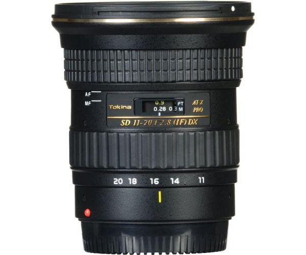 Tokina AT-X 11-20 f/2,8 PRO DX