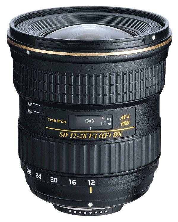 Tokina AT-X 128 PRO DX 12-28mm f/4