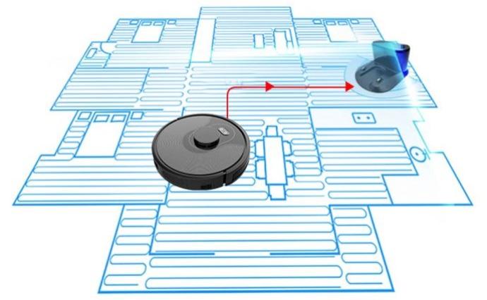 Картинки по запросу Ibot Vac Plus Аккумулятор LG емкостью 5200 мАч